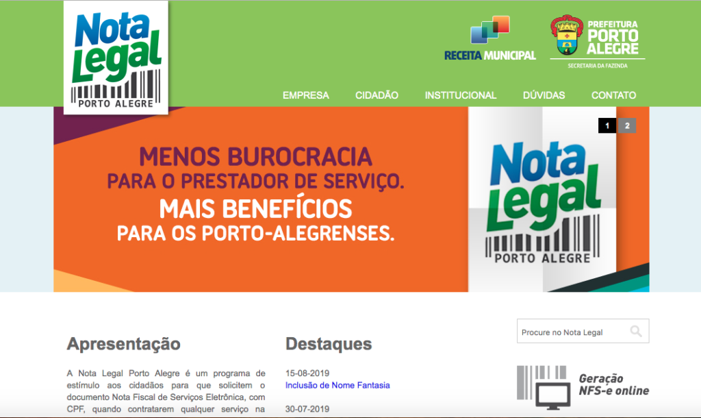 nota fiscal mei rs 1