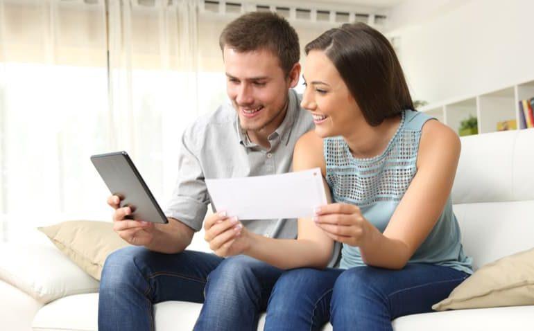 Empréstimo Online no carnê