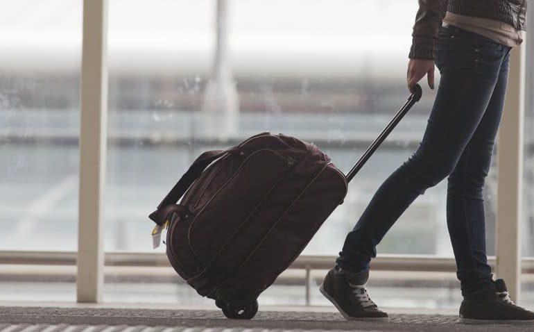Viajar de graça
